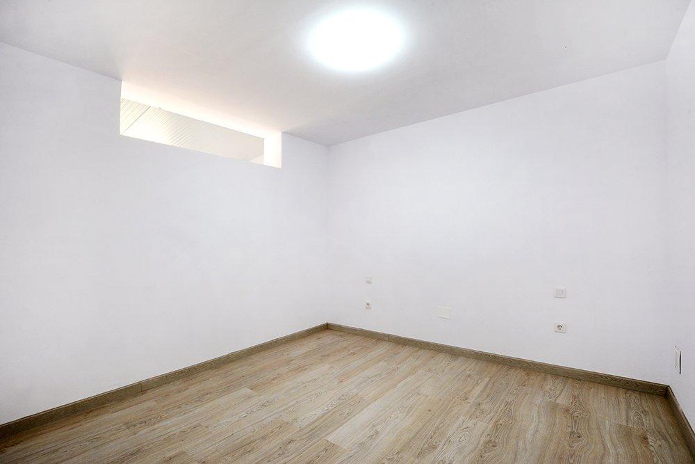 appartamento ristrutturato con due camere