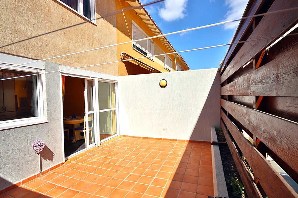 Villetta a schiera Costa del Silencio con 2 terrazze, 2 camere e 2 bagni
