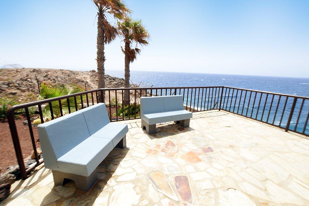 appartamento con terrazza vista mare